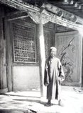 In the early 1900s, a Chinese Taoist named Wang Yuanlu appointed himself guardian of some of these temples. Wang discovered a walled up area behind one side of a corridor leading to a main cave. Behind the wall was a small cave stuffed with an enormous hoard of manuscripts dating from 406 to 1002 CE. These included old hemp paper scrolls in Chinese and many other languages, paintings on hemp, silk or paper, numerous damaged figurines of Buddhas, and other Buddhist paraphernalia.<br/><br/>  The subject matter in the scrolls covers diverse material. Along with the expected Buddhist canonical works are original commentaries, apocryphal works, workbooks, books of prayers, Confucian works, Taoist works, Nestorian Christian works, works from the Chinese government, administrative documents, anthologies, glossaries, dictionaries, and calligraphic exercises. Wang sold the majority of them to Aurel Stein in 1907.