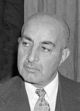 Sardar Mohammed Daoud Khan or Daud Khan (July 18, 1909 – April 27, 1978) was Prime Minister of Afghanistan from 1953 to 1963, later becoming the President of Afghanistan. He overthrew the monarchy of his first cousin Mohammed Zahir Shah and declared himself as the first President of Afghanistan from 1973 until his assassination in 1978 as a result of the Saur Revolution led by the Communist People's Democratic Party of Afghanistan (PDPA). Daoud Khan was known for his progressive policies, especially in relation to the rights of women, and for initiating two five-year modernization plans.