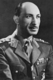 Mohammed Zahir Shah (15 October 1914 – 23 July 2007) was the last King of Afghanistan, reigning for four decades, from 1933 until he was ousted by a coup in 1973. Following his return from exile he was given the title 'Father of the Nation' in 2002 which he held until his death.  Had he not been deposed in 1973, he would have reigned for a total of 73 years and he would have been one of the longest reigning monarchs of all time.
