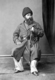 Sher Ali Khan (1825–February 21, 1879) was Amir of Afghanistan from 1863 to 1866 and from 1868 until his death in 1879. He was the third son of Dost Mohammed Khan, founder of the Barakzai Dynasty in Afghanistan.