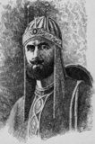 Afghanistan, India, Bengal: Sher Shah Suri (1486 - May 22, 1545), also known as Sher Khan (The Lion King), was a powerful Afghan (Pashtun) conqueror in medieval Delhi, India. He first served as a private before rising to become a commander in the army of Mughal leader Babur and finally the governor of Bihar. In 1537, when the new Mughal leader Humayun was elsewhere on an expedition, Sher Shah Suri overran Bengal and became the new emperor after establishing the Suri Empire.