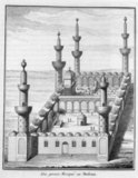 The 6 year expedition to Egypt and Yemen funded by the King of Denmark in 1761 was the stuff of romantic legend. Filled with death, womanising and general intrigue, Carsten Niebuhr - the only survivor - recorded a dispassionate account of the journey in 'Beschreibung von Arabien' in 1772 - an historical classic in terms of informinnng Europe about the Middle East.